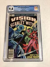 Vision & The Scarlet Witch (1982) # 1 (CGC 9.8 WP) - Canadian Price Variants CPV