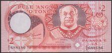 TWN - TONGA 32d - 2 Pa'anga 1999 UNC Prefix C/3