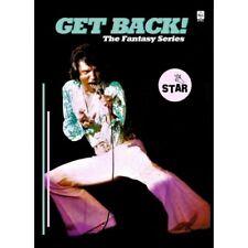 ELVIS PRESLEY - GET BACK - The Fantasy Serie - Deluxe digipack NTSC DVD  NEW