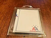 Vintage American Airlines Pen and Note Pad Set