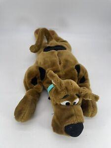 "Scooby Doo 26"" Plush  Hug Me Dog Pillow Pal Laying Cartoon Network Equity"