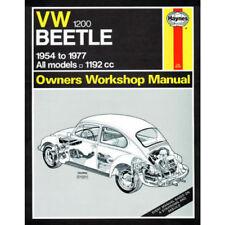 Volkswagen 1954 Year Car Service & Repair Manuals