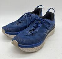Hoka One Bondi 6 Men's Running Shoes Galaxy Blue sz 11.5 1019269gban
