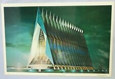 Cadet Chapel United States Air force Academy Laminated Place Mat Wall Art