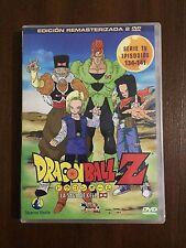 DRAGON BALL Z VOL 17 - 2 DVD CAP 134 A 141 - 200 MIN - REMASTERIZADA SIN CENSURA