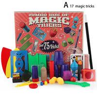 Magician Kids Magic Set Trick Kit Tricks Toy Show Beginners Children Tricks Toys