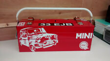 classic mini montecarlo 'the best' cantileverbox leatherbuckles gr8gift free p&p