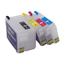 Epson 252 #252 Refillable ink Cartridges Epson WF 7710 7610 7210 3620 3640