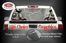 Military Army Navy Marine Infid Rear Window Graphic Decal Sticker Truck Car SUV