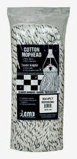 Elite #24 COTTON MOP HEAD Absorbent Commercial Bathroom Kitchen 105-4PLY-#24 NEW