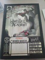 The Umbrella Academy FCBD Dark Horse Comics 1st Appearance Netflix show NM HTF