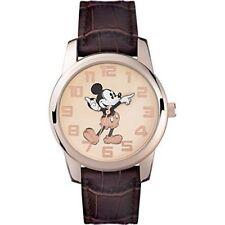 Reloj de cuarzo con Licencia De Mickey Mouse Unisex analógico con correa polyurethen MK1459