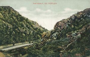 WICKLOW – The Scalp – Ireland - 1908