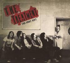 The Treatment - This Might Hurt ( CD 2011 ) NEW / SEALED