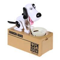 Cute Stealing Coin Money Box Cat Panda Dog Piggy Bank Storage Saving Mone hv2n