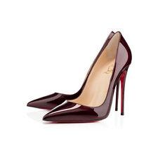 Christian Louboutin | So Kate 120 | Rouge Noir | UK 3.5 | UE 36.5 | RRP £ 425