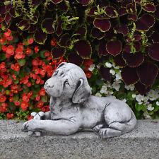 sucrée MASSIF PIERRE - LABRADOR CHIEN ciment décoration d'espace