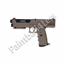 Tippmann TiPX TPX Trufeed Magazine Feed Paintball Pistol Gun Dark Earth