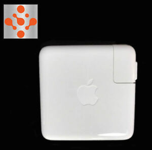 """100% Genuine APPLE MacBook Pro 13"""" 61W USB-C Power Adapter Charger Charger ONLY"""