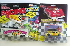 RACING CHAMPIONS Lot Hauler NASCAR #68 Country Time Die-Cast Bobby Hamilton