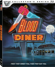 Blood Diner (2016, Blu-ray NEUF)