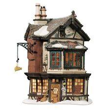 Christmas Department 56 Dickens Village Ebenezer Scrooges House