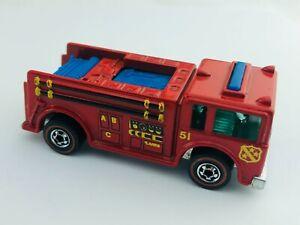 Hot Wheels Redline FIRE EATER Red Enamel Flying Colors NM/M Minty Clean !!