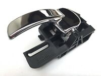 Front or rear Inner Left Chrome Door Handle for Nissan Qashqai 2007-2013