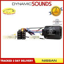 CTSNS010.2 Steering Wheel Stalk Adaptor for Nissan Juke March Micra Navara NV200