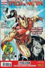 Iron Man 8, Panini