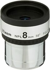 Vixen Astronomical Telescope Accessories Eyepiece Npl Series Npl8mm 39203-2