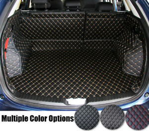For Mazda CX-5 KF 2017-2021 Customs Rear Trunk Mat Boot Carpet accessories Pad