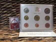 VATICAAN 2009 B.U. SET (1 ct t/m € 2,=)
