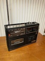 JVC Nivico 9403LS Antique Radio Casette Recorder FM/MW/LW 3 Band Japan