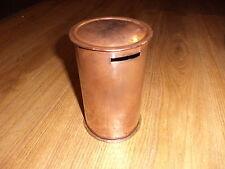 vintage money box copper post box