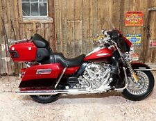 Harley-Davidson 2013 FLHTK Electra Glide Ultra LTD 1:12 Scale Model Motorcycle