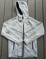 Nike Sportswear Tech Pack Windrunner Men's Full-Zip Hoodie CJ5147-072 Size S