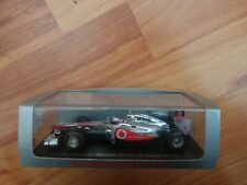 Spark 1/43 Mclaren Mercedes MP4-26 Jenson Button #4 Chino Gp 2011 F1 Car S3023