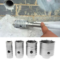 HSS Steel SDS Hole Saw Drill Bit For Concrete Wall Stone Cement Metal Drilling