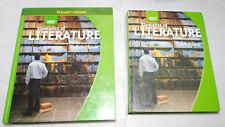 Holt Elements Literature Sixth Course Teacher Student Edition 2009 HC Grade 12