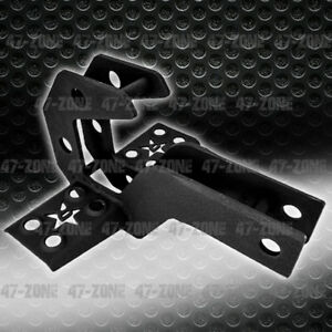 "2"" drop RBP Tow Hook Hitch Step Fit Wrangler Silverado Sierra Ram F150 F250"