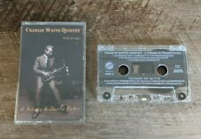 Charlie Watts Quintet with Strings Cassette Tribute to Charlie Parker - 1992
