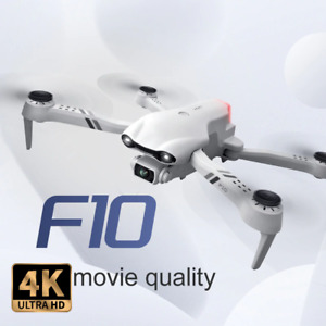 2021 New RC Drone 4K HD dual camera with GPS WIFI wide angle professional drone