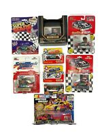 Jeff Gordon NASCAR Vintage Rare Collectible Die Cast Cars 1:64 Lot Of 9 New