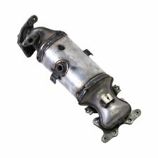 Exhaust Manifold with Integrated Catalytic Converter Fits: 2012 2013 Honda Civic