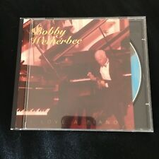 BOBBY WETHERBEE CD. I LOVE A PIANO