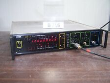 ENERTEC 2711 FREQUENCEMETRE UNIVERSAL COUNTER 520MHz *B715