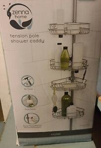 Shower Corner Pole Caddy