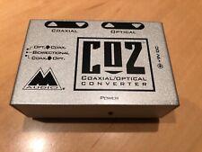 M-Audio CO2 S/PDIF Coaxial - Optical Converter