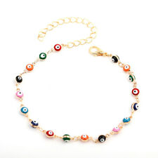 Colorful Devil's Eye Barefoot Beach Anklet Fashion Jewelry Anklet Eye Anklet